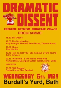 Tolpuddle-Dramatic Dissent