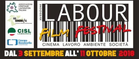 2018 Milan labour filmfest
