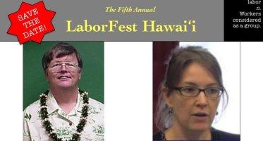 2016 LaborFest Hawai'i