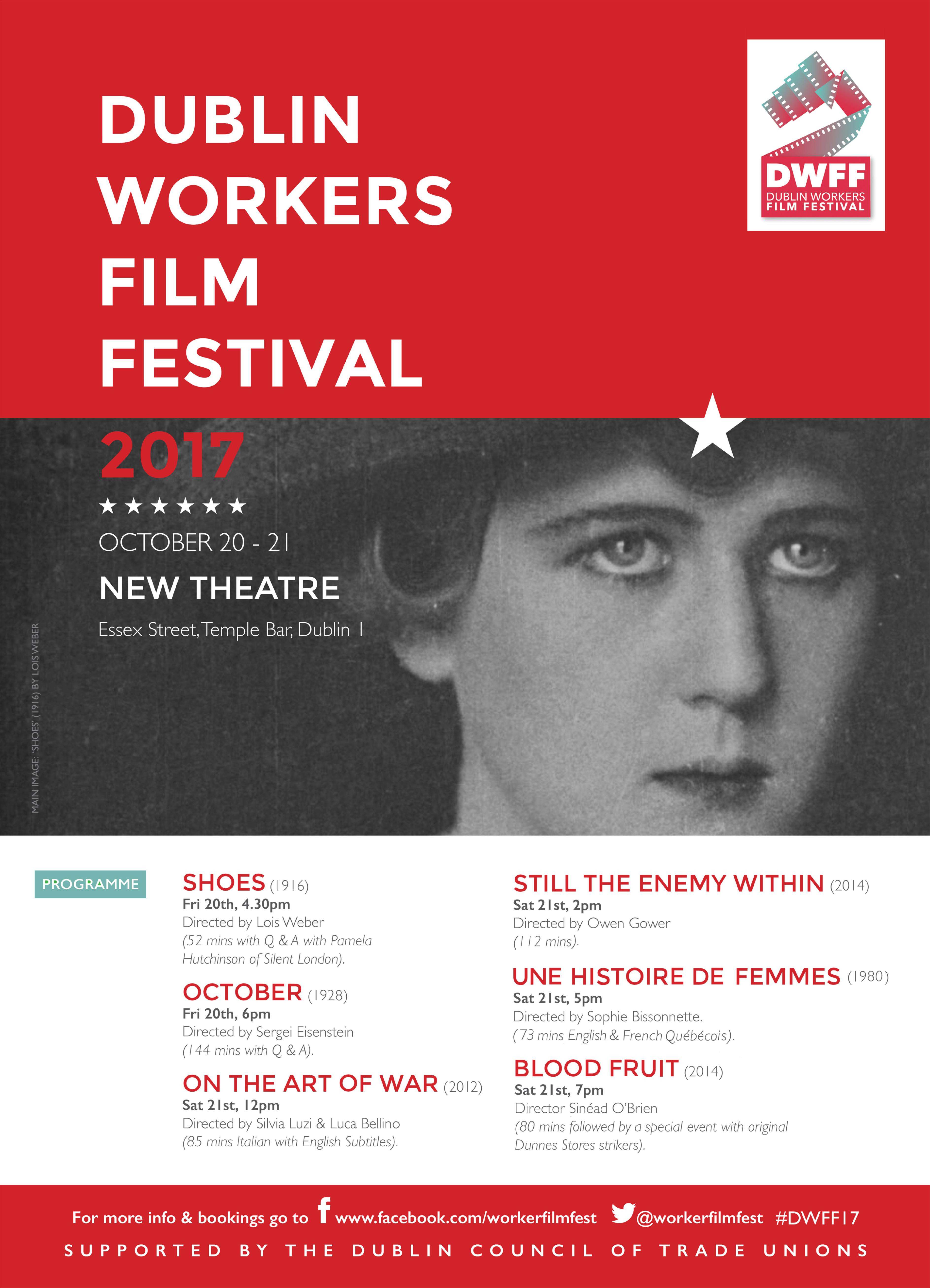 Dublin Workers Film Festival